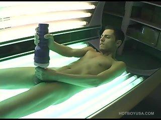 Hung Twink Andy Cortez Jacks Off