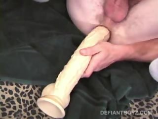 Adam Dildo Jacking