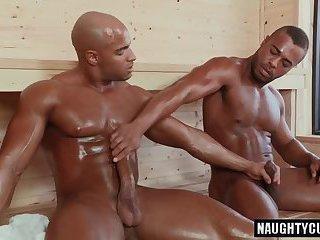 Big dick gays flip flop with cumshot