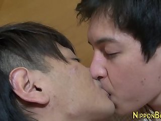 Gay asians giving head