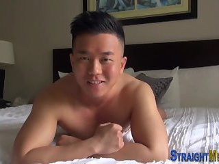 Dick sucking straighty