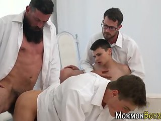 Gay mormon group spunk